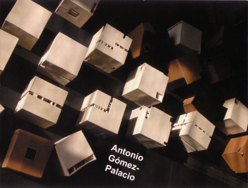 Antonio Gomez-Palacio: The Vertigo Project