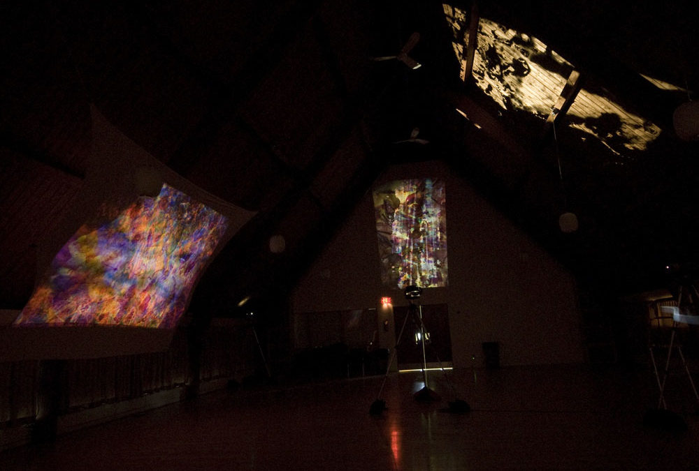 Offsite: Contact@918 event night featuring Osheen Harruthoonyan and Blaine Speigel