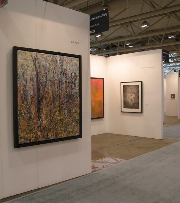 Lonsdale Gallery at Art Toronto 2010, booth 1024