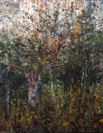 Jim Reid, Feral 20-10-03, 2003, acrylic on canvas, 72 x 60 inches