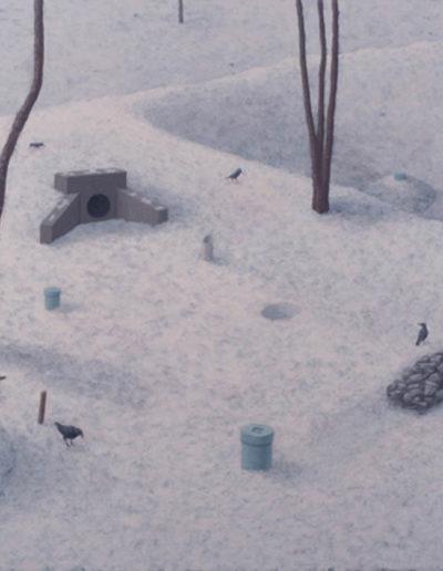 Drainage-Area-with-Birds-8x10