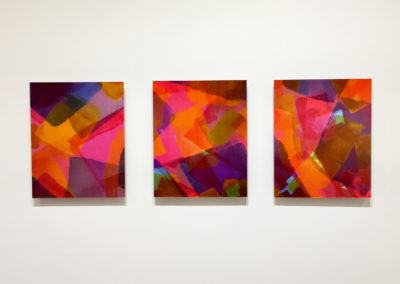 Pedie Wolfond, Energy Blocks Series, 2018