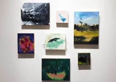 Laura Demers, Install View