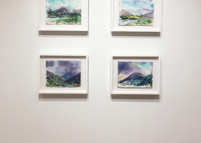 Jim Reid, North West Territories Watercolour Sketches