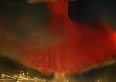 Joan Kaufman, Unravelling Still Study 2, 2012