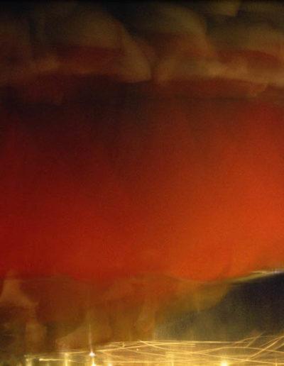 Joan Kaufman, Study 4 (Unravelling Still), 2012, chromira print glossy box, 12 x 17.5 inches