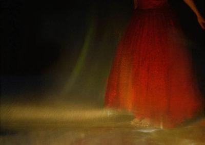 Joan Kaufman, Unravelling Still Study 6, 2012