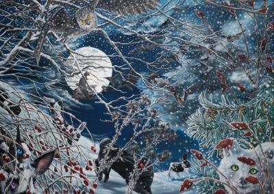 Julie-Oakes_Winter-2015_oil-on-canvas_72-x-98-inches
