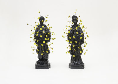 Keith W. Bentley, Untitled (Chinese Figures), 2014