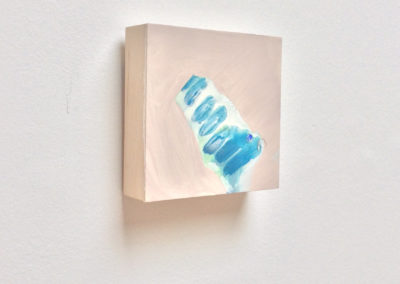 Laura Demers, Topography Series #3, Install View