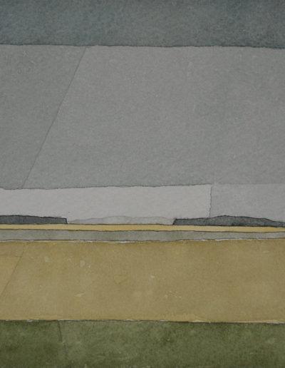 Myron Jones, 201414 cm. x 19 cm. Watercolour on 300 lb. Arches paper