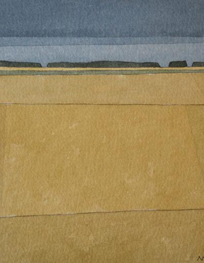 Myron Jones, 201514 cm. x 19 cm. Watercolour on 300 lb. Arches paper
