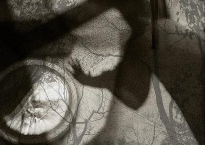 Sara Silks, Mirror Mirror, 2017