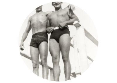 Kris Sanford, Bathing Suits, 2015