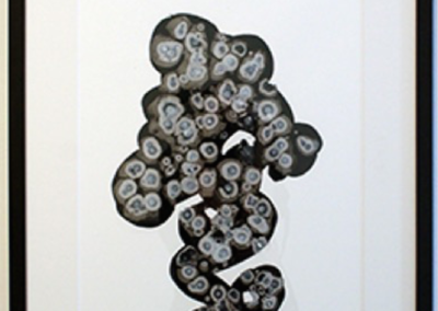 XYan_Cloud-Cell-IV_2014_sumi-ink-on-rice-paper_27x22Inches-2